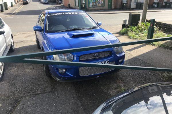 Subaru Impreza Remap