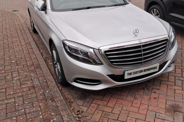 Mercedes Benz Remap